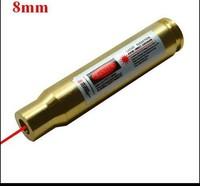 Лазер для охоты 10pcs/8 Sighter Airsoft boreSighter