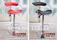 Стул для бара Bar Chair PU Surface Triangle Design Bar Stool with back rest