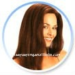 Overseas human hair Beyonce Lace Wig&Celebrity Lace Wig--Wavy-HH-14