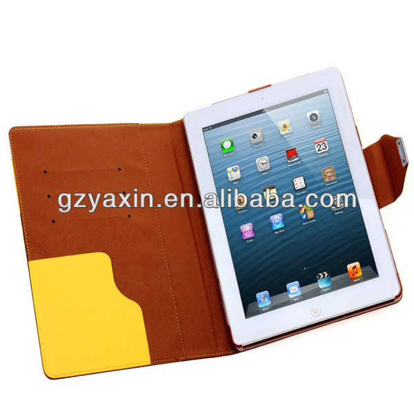Combo case with kickstand made in china for ipad 2,3,4