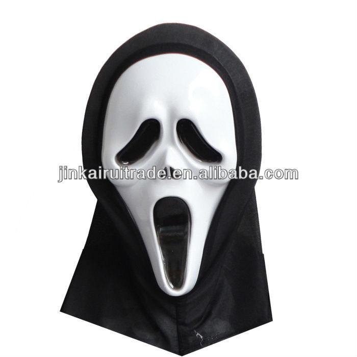 Customized Halloween mask