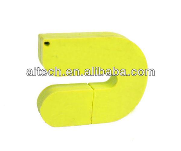 2013 Innovative Design Custom 256MB-128GB Cute PVC Material Cartoon Animal USB Flash Drive