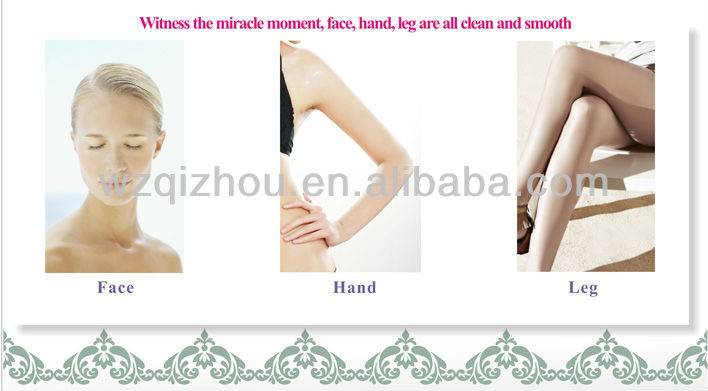 Electric Hair Removal Browns 2777