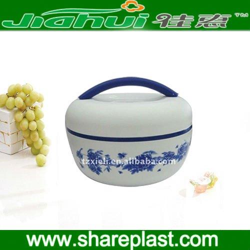 2012 Hot Eco-friendly plastic lunch box