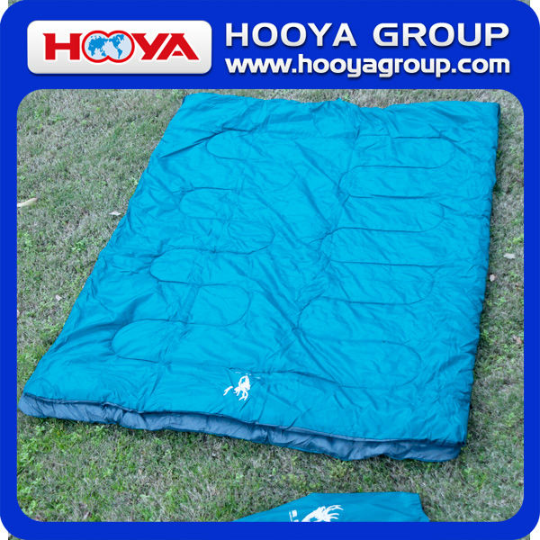 Mummy warm sleeping bag for adult