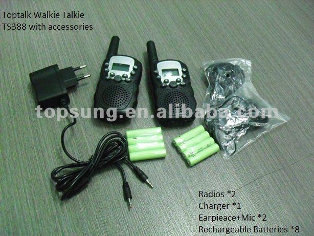 radios transmisores portatiles