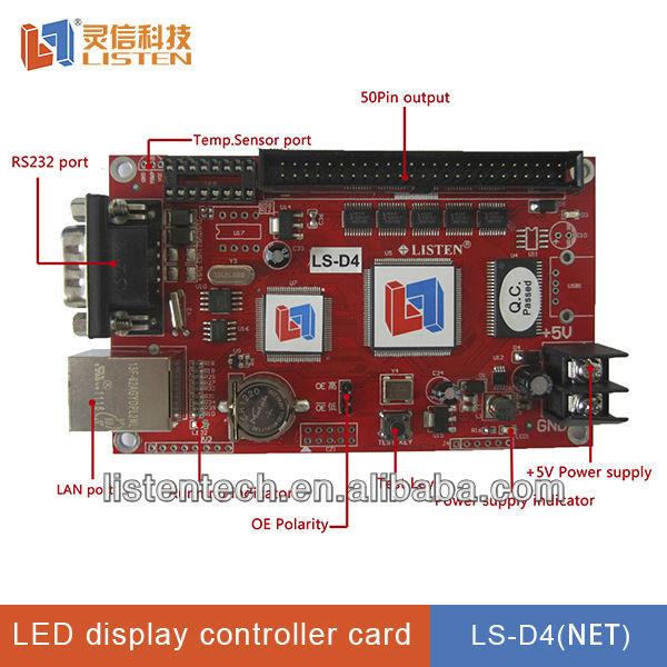 P10 LED MODULE CONTROLLER