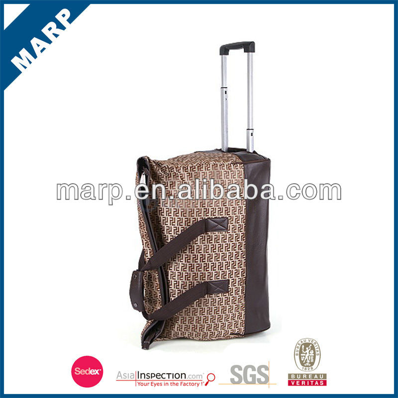 Duffel Bag with Trolley