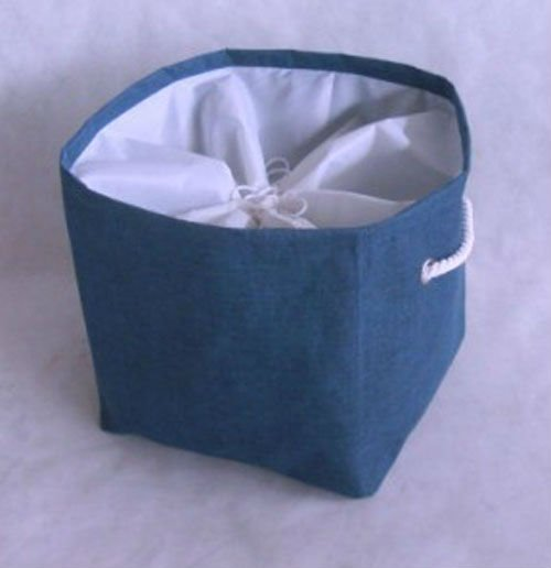 fabric clothes barrels