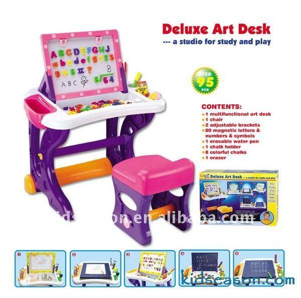 Activit multifonction enfants apprentissage bureau jouets for Activite de bureau