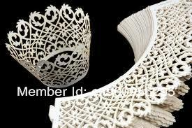 Aliexpress.com : Buy Fast shipping By EMS 600pcs White Filigree