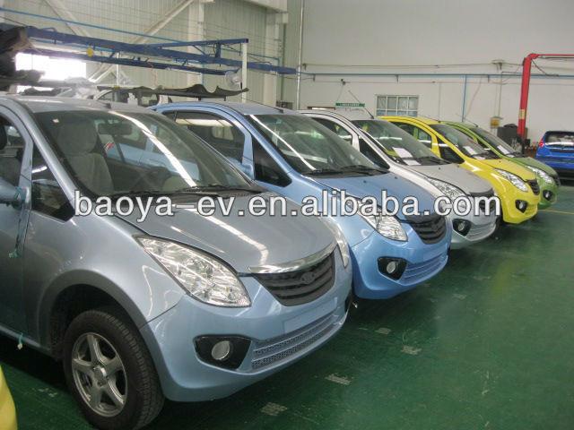 eec approvato elettrica l7e auto 2 posti passeggeri lsv auto baoya nev