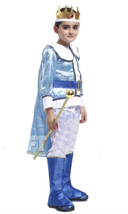 Luxry rey disfraces niños/niños príncipe de disfraces para niños ...
