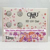 Гель для ногтей CHINESE BRAND 3D 36 5g/36pcs