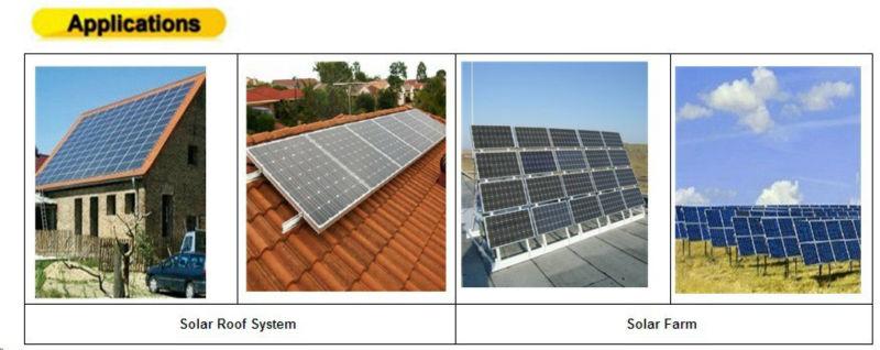 45w high watt power solar panel