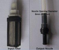 Compact Digital Pump Bottling Machine