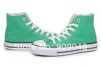 Женская обувь на плоской подошве 13 Colors Canvas Shoes Women Sneakers Men Classic Shoes High Flats Star Shoes