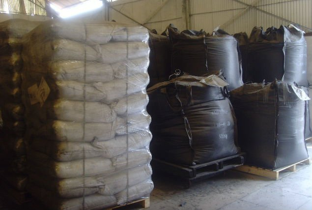 -200 Mesh Powdered Activated Carbon for Water Treatment