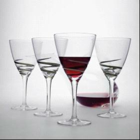 Thick stem champagne flutes twisted stem champagne glass products china thick stem champagne - Thick stemmed wine glasses ...