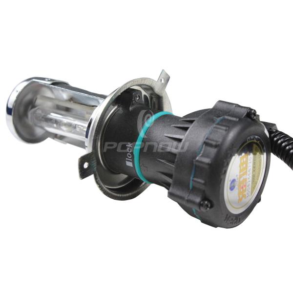 Bixenon Moving Flexiable 12V/24V 35W Xenon Bulb H4-3