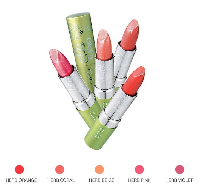 CLIO Herb Garden LipStick