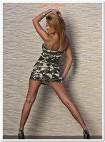 FREE SHIPPING! 2012 New Sexy ladies' dresses,Fashion women dresses,Unused,Free Size,Ann2426,Green