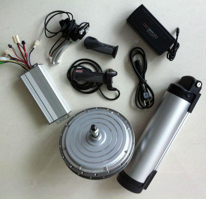 High efficiency electric bike motor