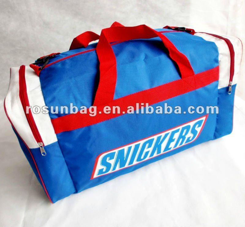 Sky Blue Vintage Traveling Partner Men Sling Bag
