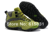 Женские ботинки Anti-fur hiking boots shoes women's outdoor hiking shoes winter shoes waterproof shoes