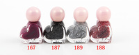 Лак для ногтей 28 Colors Quick Dry Eco-friendly Mini Nail Polish Varnish Vivid Color Nail Enamel