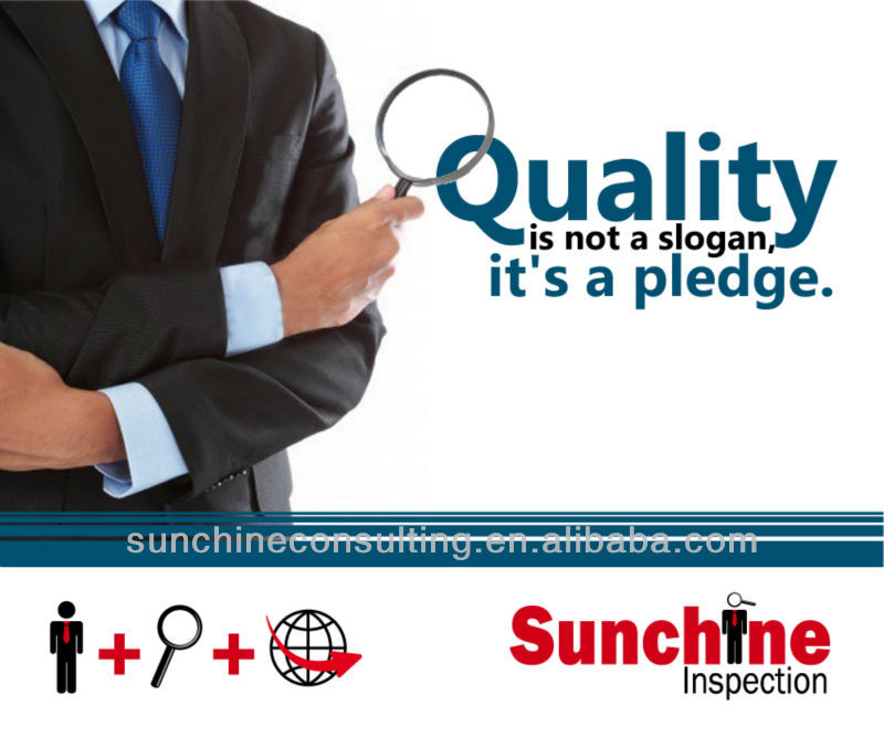 Industrial Quality Slogan With Image