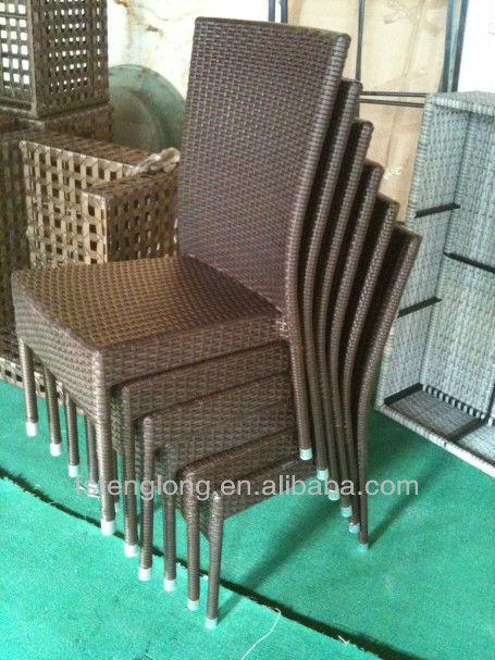 Silla de mimbre tr 4713 muebles de jard n rat n mesa de - Muebles de mimbre ...