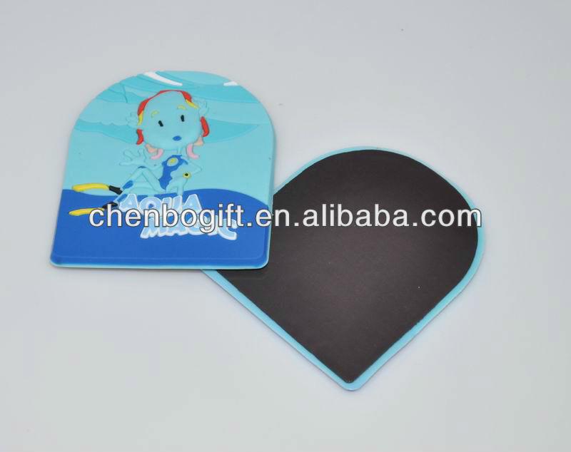 Custom 2d soft plastic fridge magnet,rubber fridge magnet,custom 2d pvc magnet