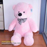 pernycess новый Мишка 100 см, мягкие плюша куклы, Рождественский подарок, бесплатно factroy