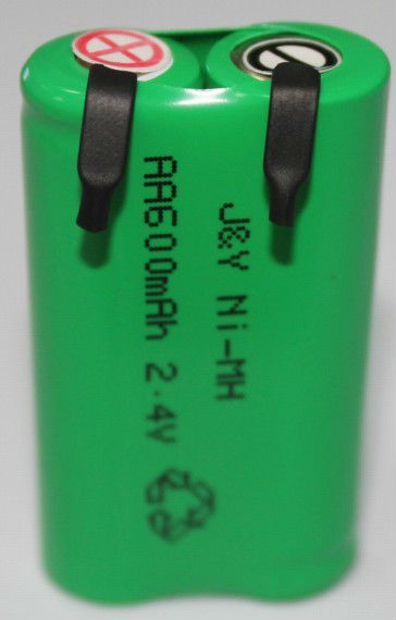 rechargeable battery for shaver