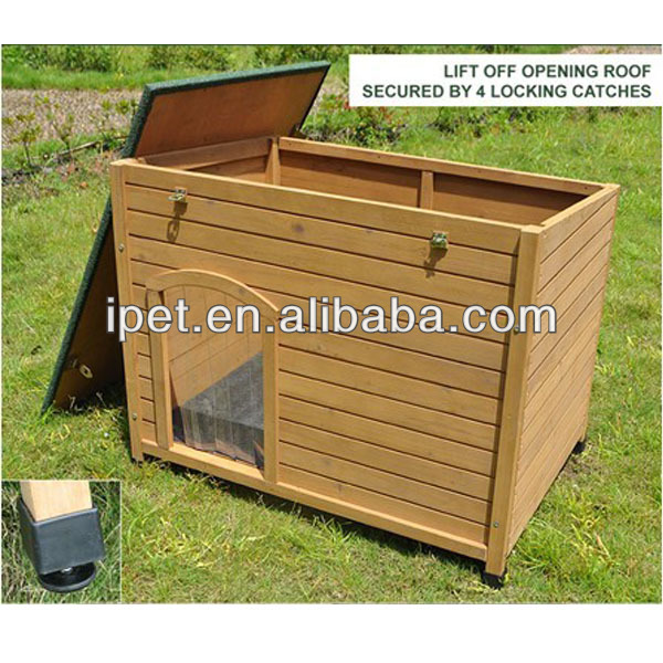New wooden eco-friendly dog kennel DK013L