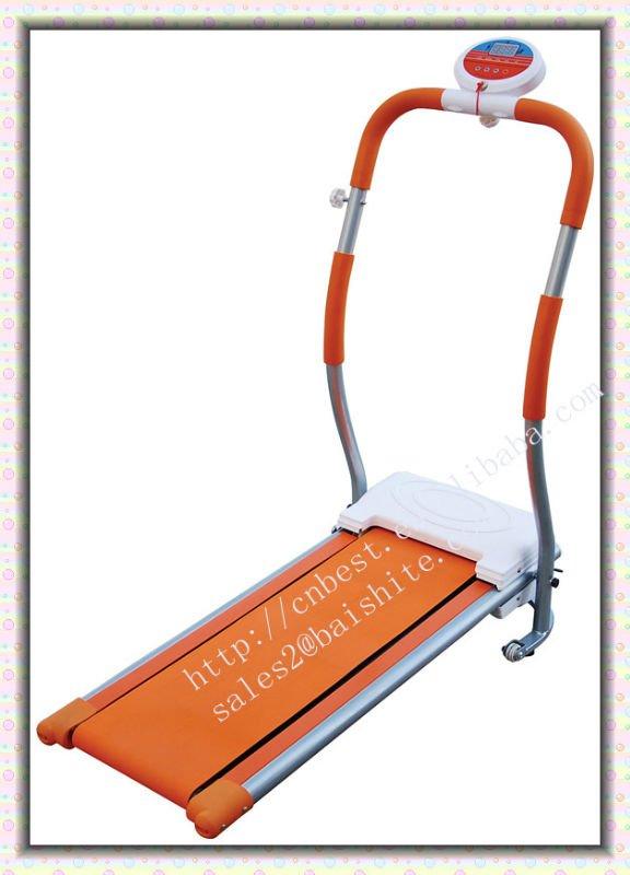 Bst Js 085 2011 Pliable Mini Orange Tapis Roulant Pour Dames Et Enfants Autres Produits De