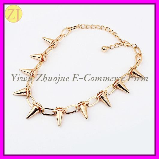 Free Shipping Fashion Jewelry Costume Choker Necklace Cheap N-314