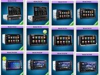 Автомобильный DVD плеер DHL 7-inch 2- Din Touch Screen In-Dash Car DVD Player Windows CE6.0 GPS Map BT IPOD Steering Wheel Control