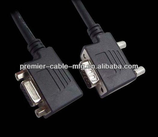 MIDI Cables Multi-Media Cable for Sound Card MIDI Port DB15 Male to two 5 pin Din Connectors