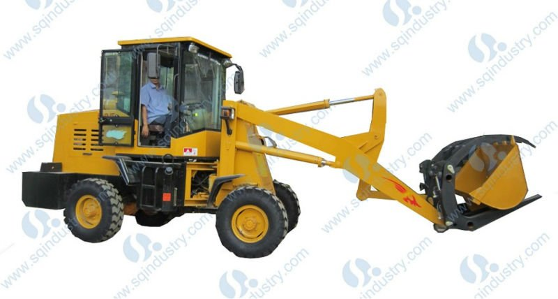 2014 new big sugarcane loader / sugar cane loader