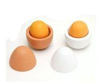 деревянные яйца желток притворяться, играть кухня Еда Детские игрушки / 3 набор много 6шт
