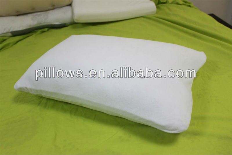 Shredded Foam Pillow/Guangdong Factory Cheap Pillow