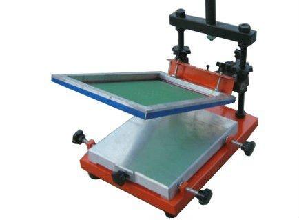 used screen print machine
