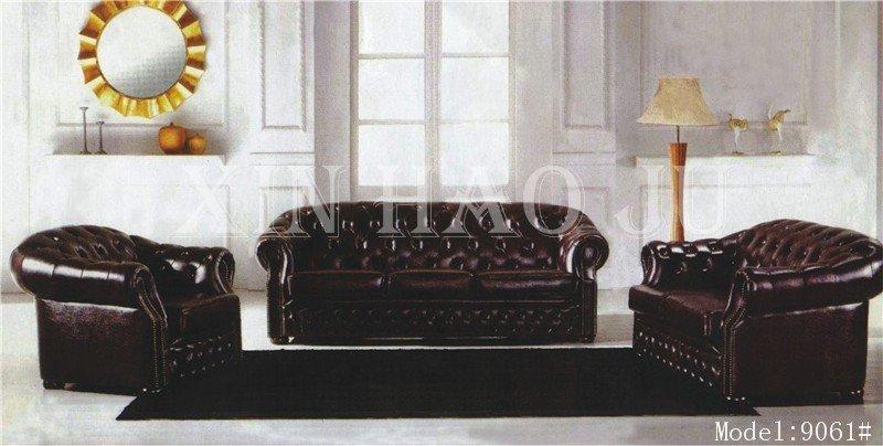 Leather Sofa Set Designs Sofa Set New Design 9041a