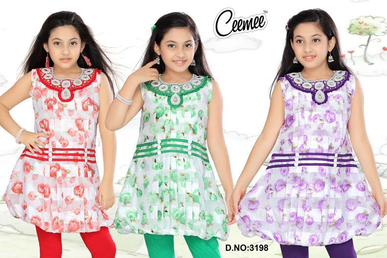Related For Girls Printed Kurties View Short Kurtis For Girls Ceemee