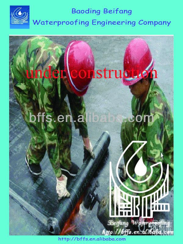 SBS/APP modified bitumen waterproof membrane asphalt paper rolls for roofing