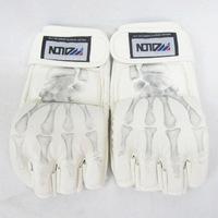1PCS Half Finger Boxing Gloves Sanda Muay Thai Train Fighting Mitts Mitten L0054