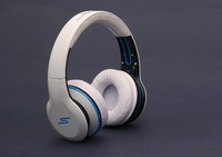 Наушники NEW! sale 8pcs/lot for SMS Street by50 Cent Wired headphones high quality - via DHL