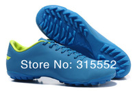 Товары для занятий футболом 2013 newest men's brand shoes, athletic Football shoes, fashion soccer boots